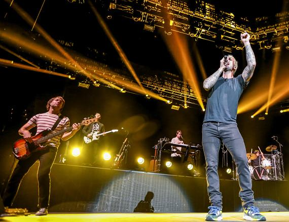 Maroon 5 at Mandalay Bay Events Center