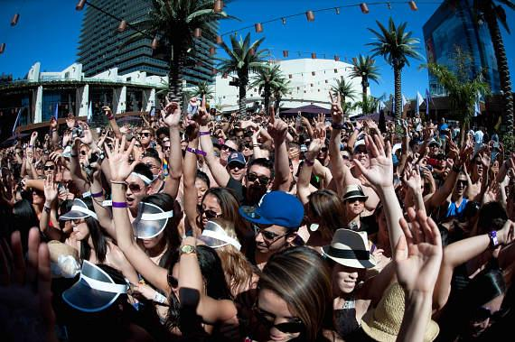 Second Season of Saturday Marquee Dayclub at The Cosmopolitan