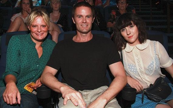 Martha Plimpton, Shannon Woodward, Garret Dillahunt at The Beatles LOVE