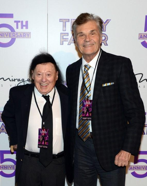 Marty Allen and Fred Willard