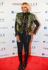 Mary J. Blige Brings Heart and Soul to LAX Nightclub inside Luxor Hotel and Casino for Official After Party