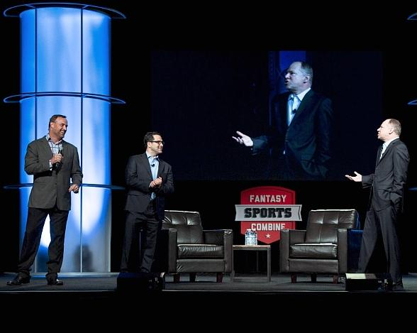 Inaugural Fantasy Sports Combine Delivered Ultimate Fantasy Sports Experience at Wynn Las Vegas