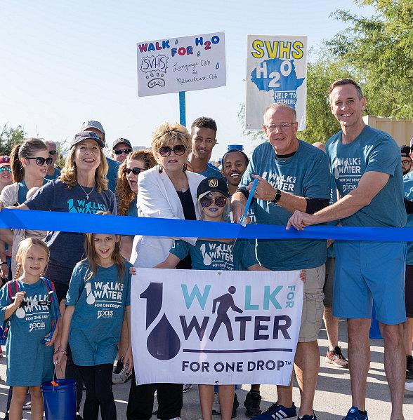 One Drop Foundation Welcomes More Than 1,000 Participants and Raise $120,000 During Eighth Annual Walk for Water for One Drop