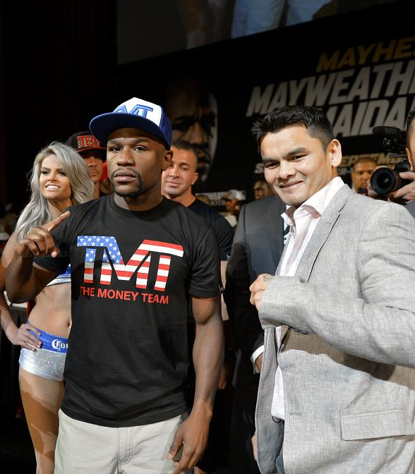 "Prepare for ""Mayhem"" as Floyd Mayweather vs. Marcos Maidana 2 Is Presented Live in Cinemas September 13"