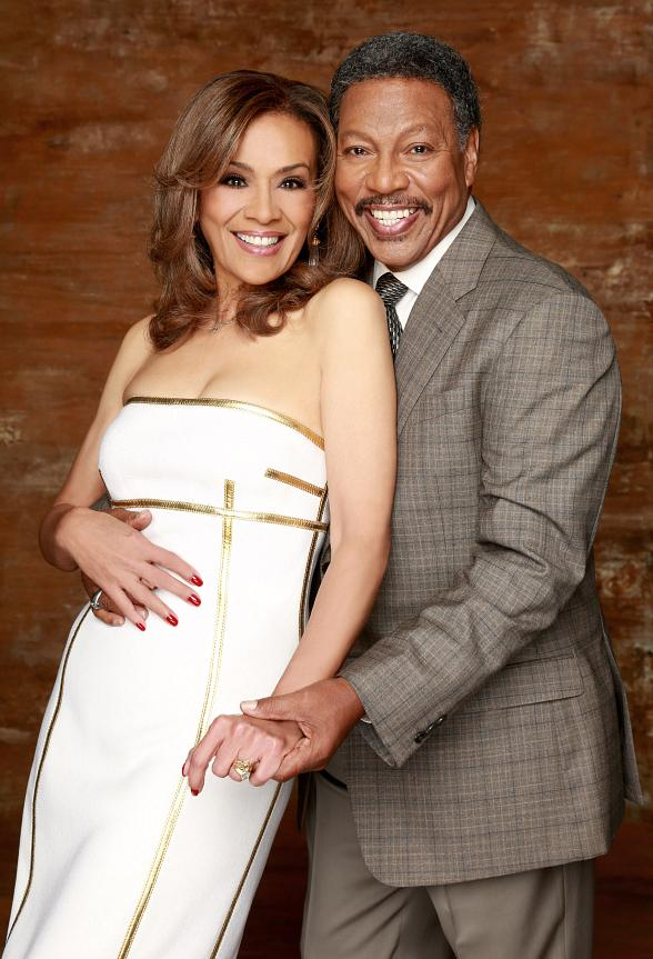 Marilyn McCoo and Billy Davis, Jr. Star in