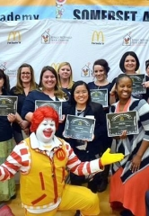McDonald's Awards $50,000 to Local K-8th Grade Teachers