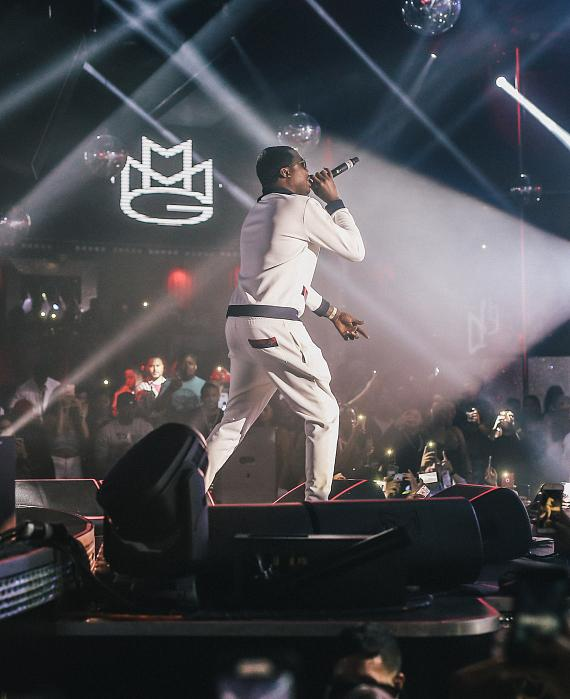 Meek Mill Takes Over Drai's Nightclub for Official Album Release Party