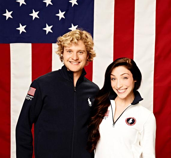"Olympic Champions Meryl Davis & Charlie White to Headline ""Pandora Unforgettable Moments of Love On Ice"" at Mandalay Bay Dec. 20"
