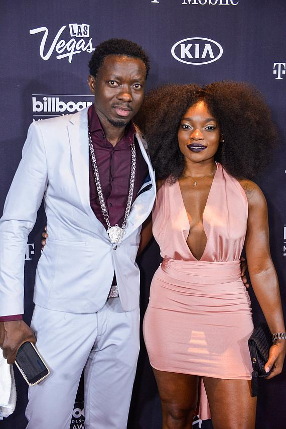 Michael Blackson Attends the Official 2016 Billboard Music Awards After Party at Drai's Nightclub in Las Vegas