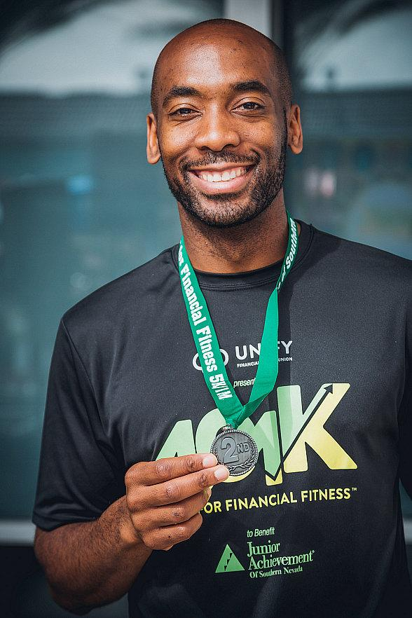 Former Junior Achievement of Southern Nevada Chairman Michael Crome Gives Back with World Marathon Challenge