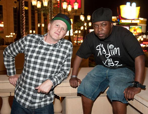 Michael Rapaport and Phife Dawg host Old School Wednesdays at LAVO