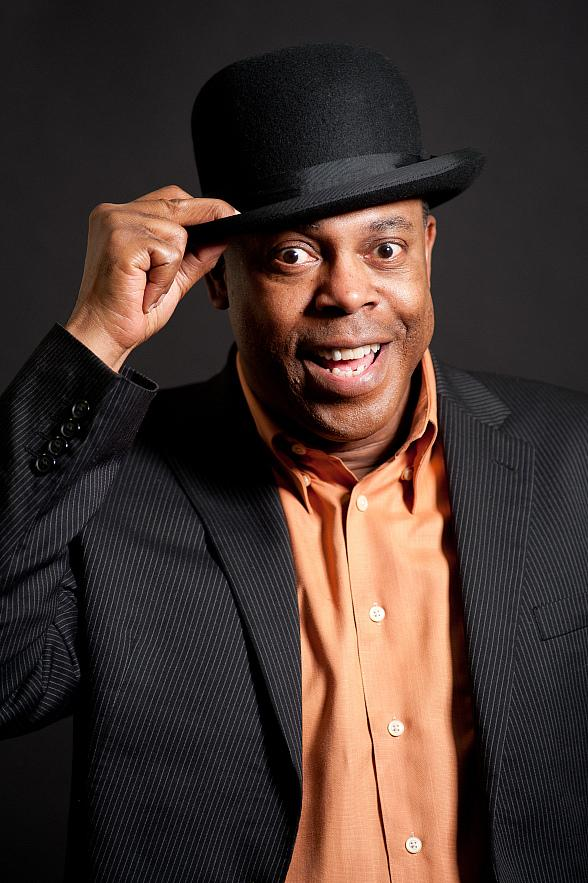 Police Academy Star Michael Winslow, Man of a 10,000 Sound Effects, invades The Space Oct. 12