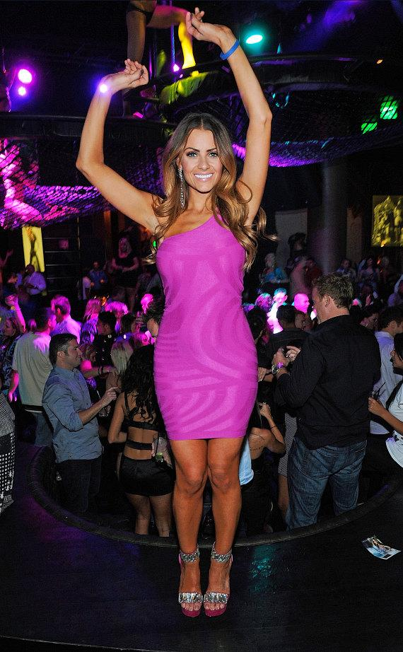 Michelle Money Of Quot Bachelor Pad Quot Celebrates Birthday At