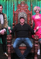 Mike Rowe Attends ABSINTHE Las Vegas at Caesars Palace
