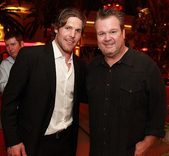 Mike Fisher and Eric Stonestreet