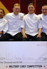 Tropicana Las Vegas Hosts 13th Annual Military Culinary Competition with Celebrity Chef Robert Irvine