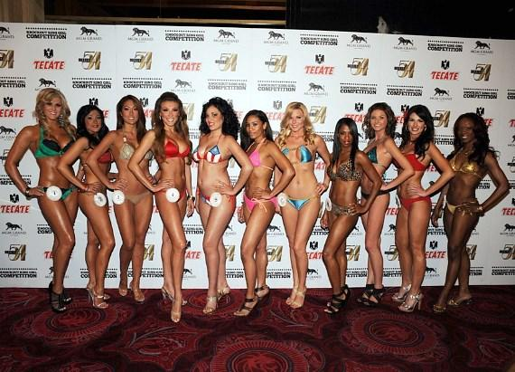 Studio 54 at MGM Grand Selects Third Round of Miss Knockout Finalists