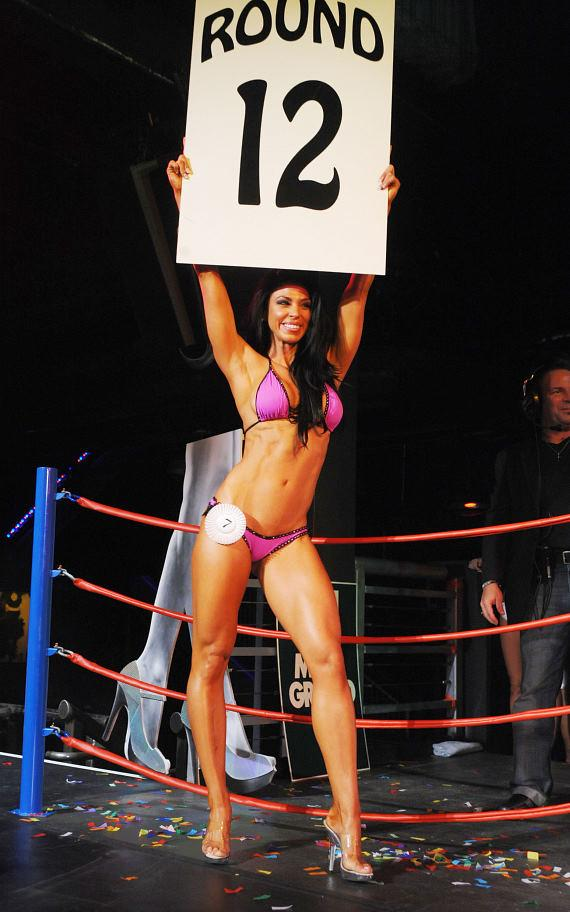 Boxing Ring Girls Naked
