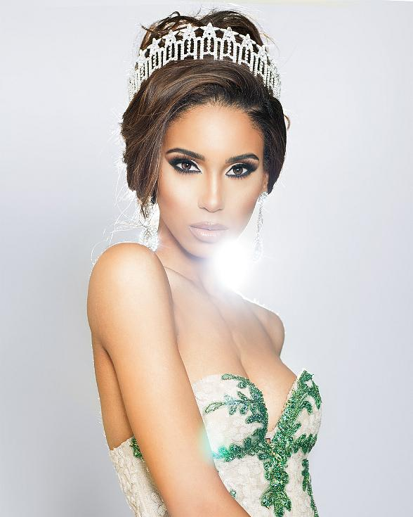 The Silver State Shines as Miss Nevada USA Brittany McGowan is named Third Runner-up at 2015 Miss USA Pageant