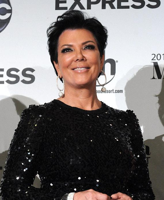 Miss America celebrity judge Kris Jenner