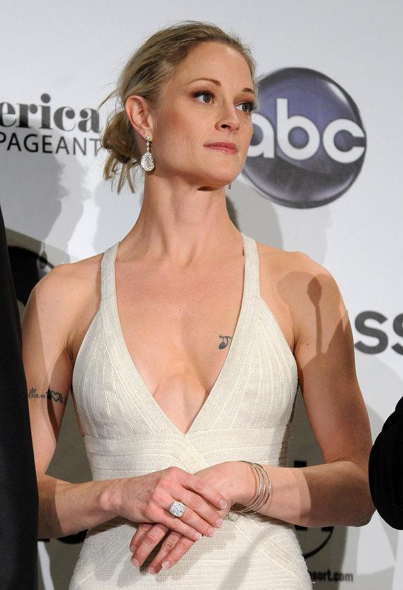 Miss America celebrity judge Teri Polo
