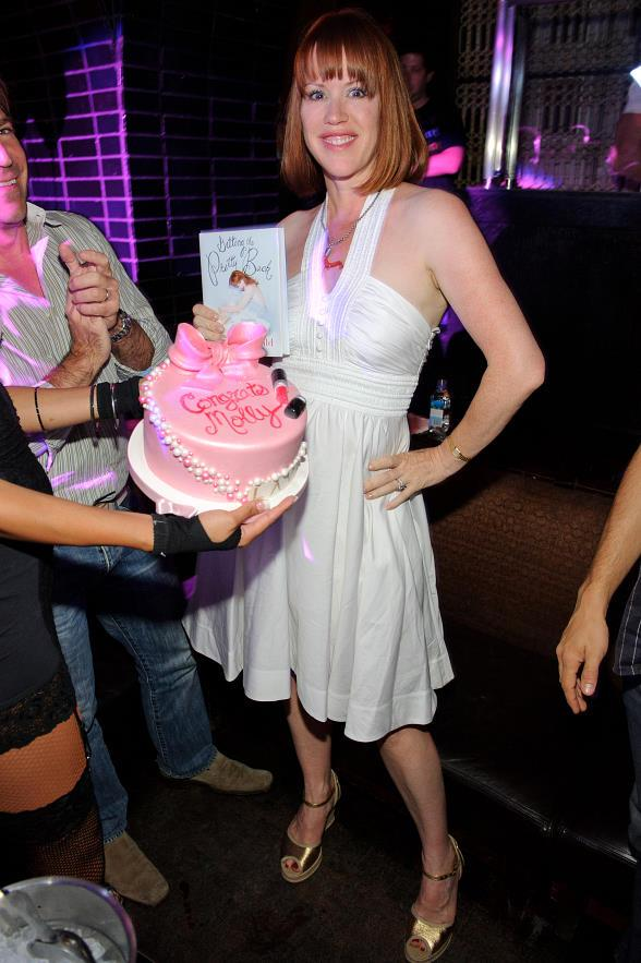 Molly Ringwald at LAVO