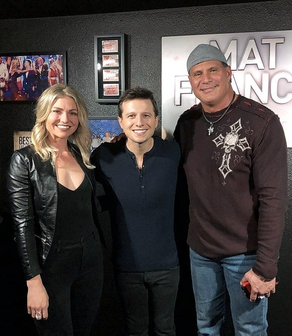 """Baseball Great Jose Canseco Attends """"Mat Franco – Magic Reinvented Nightly"""" at the LINQ Hotel & Casino in Las Vegas"""
