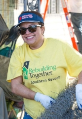 Rebuilding Together Southern Nevada Revitalizes 18 Homes on National Rebuilding Day, April 28