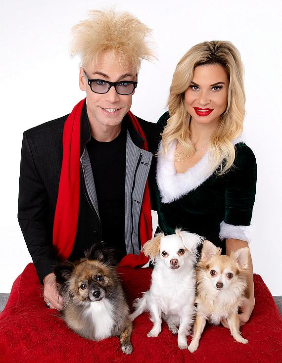 "Murray & Dani to host ""Beggin' For Magic"" 8th Annual Charity Show Dec. 20, 2019"