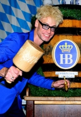 Murray SawChuck and Siegfried kick off 14 Annual Oktoberfest at Hofbrauhaus Las Vegas