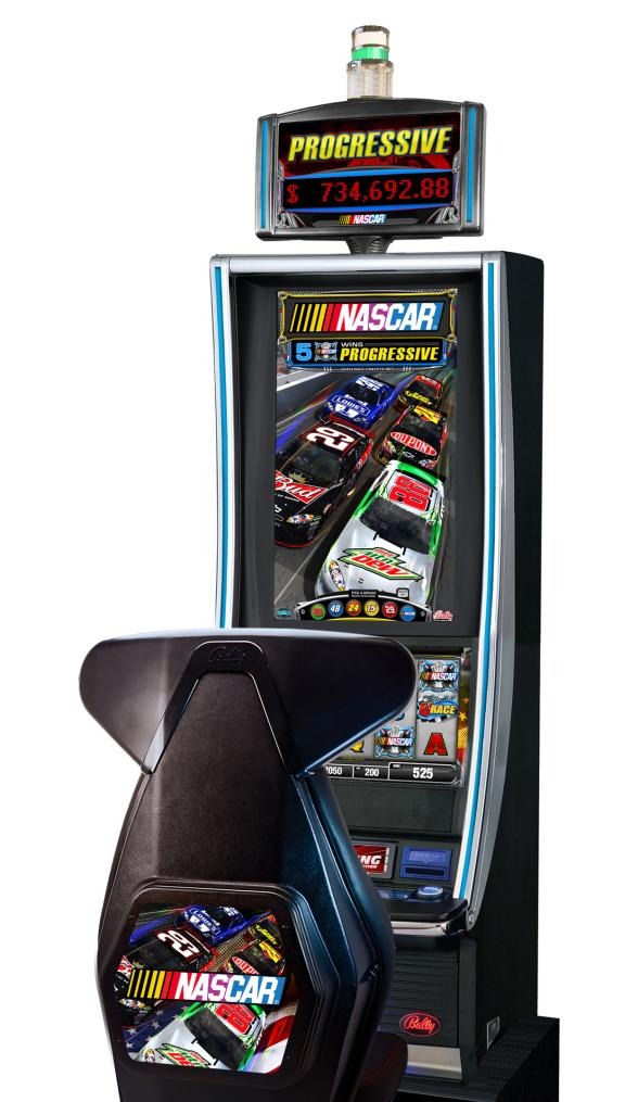Boyd Gaming Brings Excitement of NASCAR to Las Vegas with Bally Technologies' Slot Title