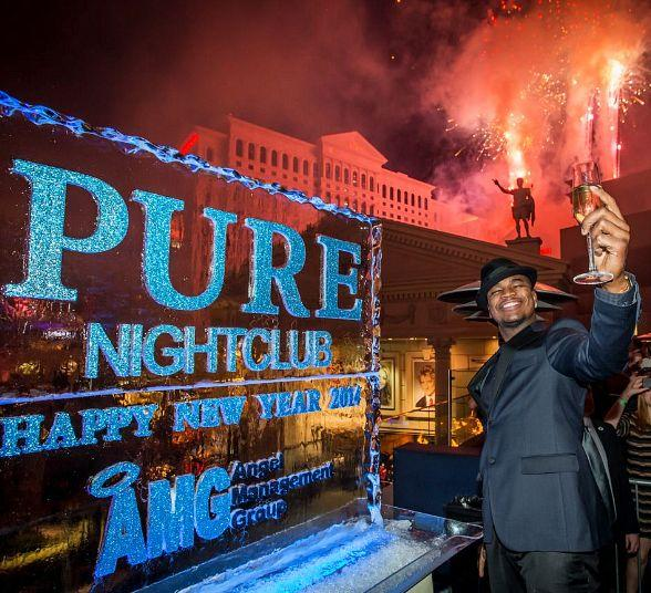 GRAMMY Award-Winning Artist NE-YO Rings in 2014 with Live Performance at PURE Nightclub