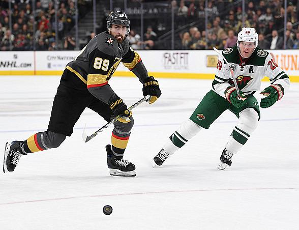 Vegas Golden Knights Schedule of Events Surrounding First Round of