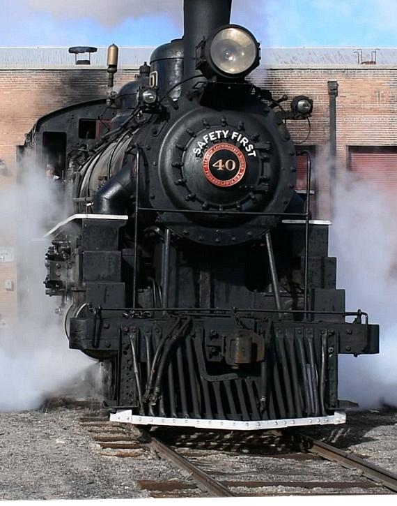 Ladies and gentlemen, grab your cooking shovels. Nevada Northern Railway is gearing-up for a culinary competition unlike anything ever seen on the Food Network or Cooking Channel. The national historic landmark will host the inaugural Iron Horse Cookery Cook-Off on Sunday, Sept. 1. The railway invites cooks to step back in history for this culinary event, preparing hearty meals the same way the earliest engineers did. Teams of up to four cooks wearing authentic clothes from 100 years ago will prepare three meals in 45-minute rounds preparing one of the day's three meals. Breakfast will be made trackside on an open camp fire, lunch will be cooked on a potbelly stove inside Caboose No. 3, and dinner will be prepared on a cooking shovel inside the firebox of Locomotive No. 40. Historic Inspiration The Iron Horse Cookery Cook-Off was inspired by railway workers from long ago. The first steam locomotive's hungry engineers and train crews worked long hours without meal breaks. They had to draw on their own ingenuity to satisfy their hunger and realized having fire, steam and hot water on the locomotive was all they needed to cook meals while on the clock. Even during the early days at Nevada Northern Railway, crews would work 16 hours. Workers in the locomotive would use the train's firebox and boiler as heat sources, while the conductor and rear brakemen in the caboose would prepare meals on the potbelly stove. In the summertime, it was too hot to cook in either the locomotive or the caboose, so crews would make an open fire along the tracks for their meal preparations. Calling all Home Cooks The railway is currently accepting challengers to the Iron Horse Cookery Cook-Off. Each team participant will receive a voucher to redeem four excursion train rides at the railway. The museum will provide clean and seasoned cooking shovels to each team to be used in the firebox. A panel of judges will receive each dish in the designated, identical containers for blind deliberation e