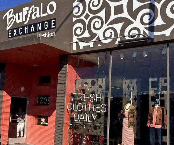 Buffalo Exchange in Las Vegas