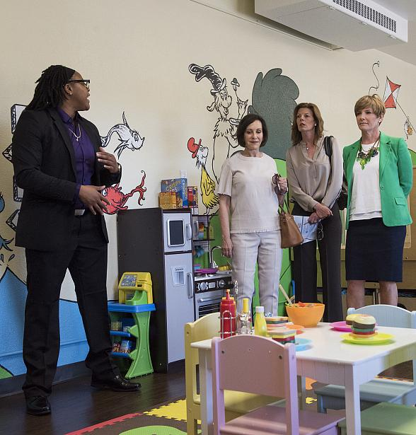 The WestCare Nevada Women and Children's Campus get Major Renovation thanks to Las Vegas Community