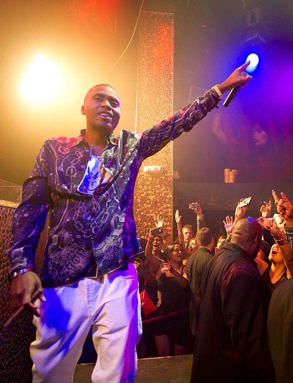Nas Celebrates Release of New Album 'Life is Good' at TAO