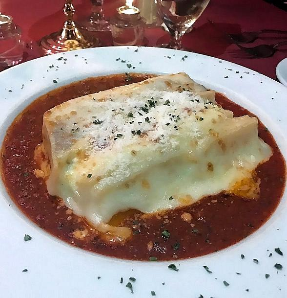 The Bootlegger Italian Bistro Celebrates National Lasagna Day July 29