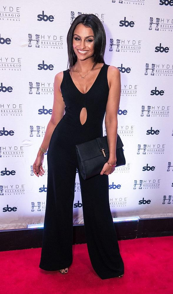 Nazanin Mandi Hosts Birthday Bash at Hyde Bellagio, Las Vegas