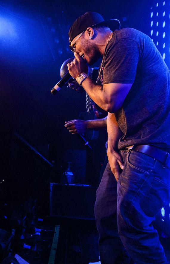 Nelly Performance at TAO