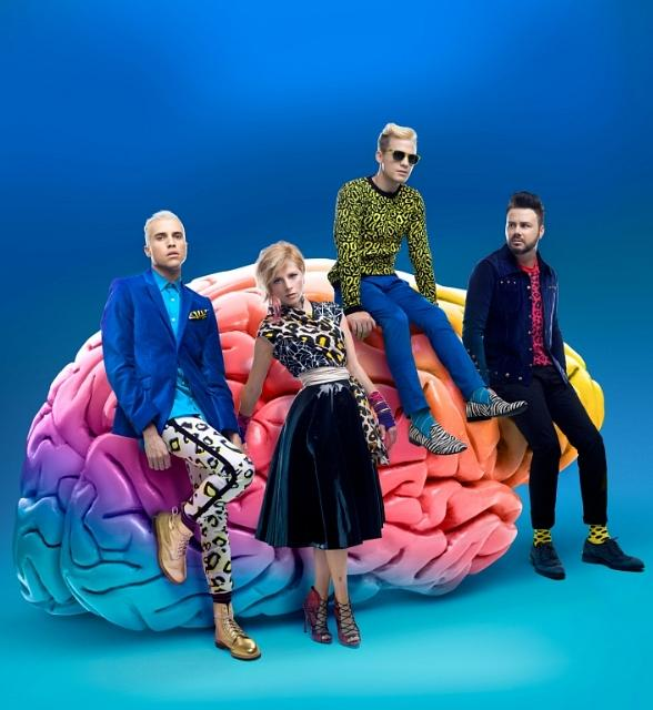 Neon Trees to Perform at Boulevard Pool at The Cosmopolitan of Las Vegas June 5