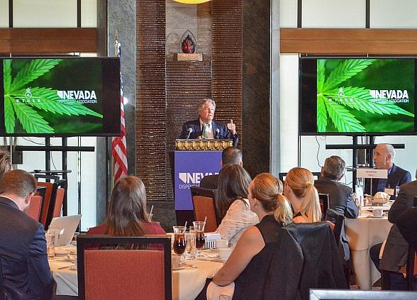 Nevada Dispensary Association Hosts Press Conference Announcing Economic Impact Results from First Year of Recreational Cannabis Sales Statewide