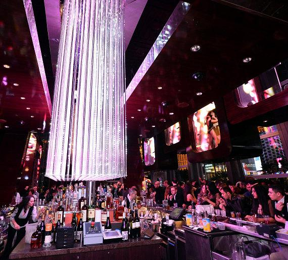 New Year's Eve celebration at BOND inside The Cosmopolitan of Las Vegas
