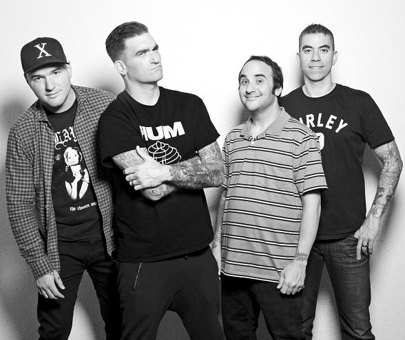 2016 Vans Warped Tour hits Hard Rock Hotel & Casino August 9 with New Found Glory, Tonight Alive, Less Than Jake, Yellowcard and more
