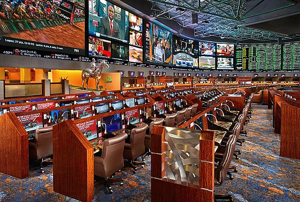 Race and Sports SuperBook at Westgate Las Vegas Resort & Casino Introduces New Non-Smoking Environment