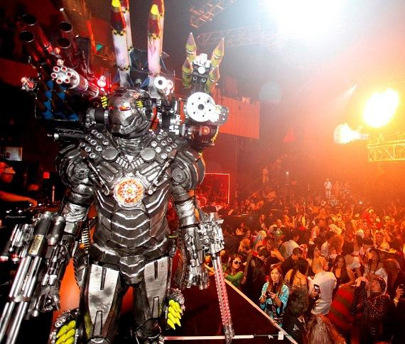Rain Nightclub – Best Overall Costume - 1st Place Winner of $10,000, Iron Man – Kevin Cooney