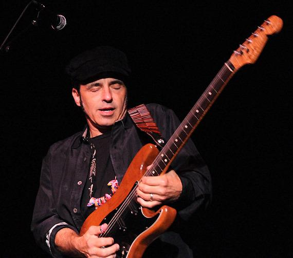 Nils Lofgren performs at Club Madrid at Sunset Station in Las Vegas