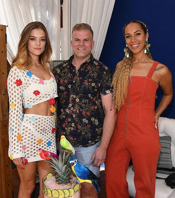 Mark Ronson, Nina Agdal, Jack Brinkley-Cook, Kayla Ewell and More Help Launch JEMAA - The NoMad Pool Party in Las Vegas