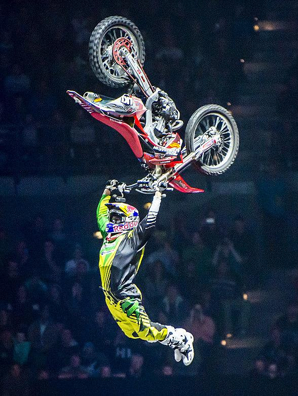 Nitro Circus Revs New Production Stage Show Created by Action Sports Icon Travis Pastrana to Open at Bally's Las Vegas Spring 2019