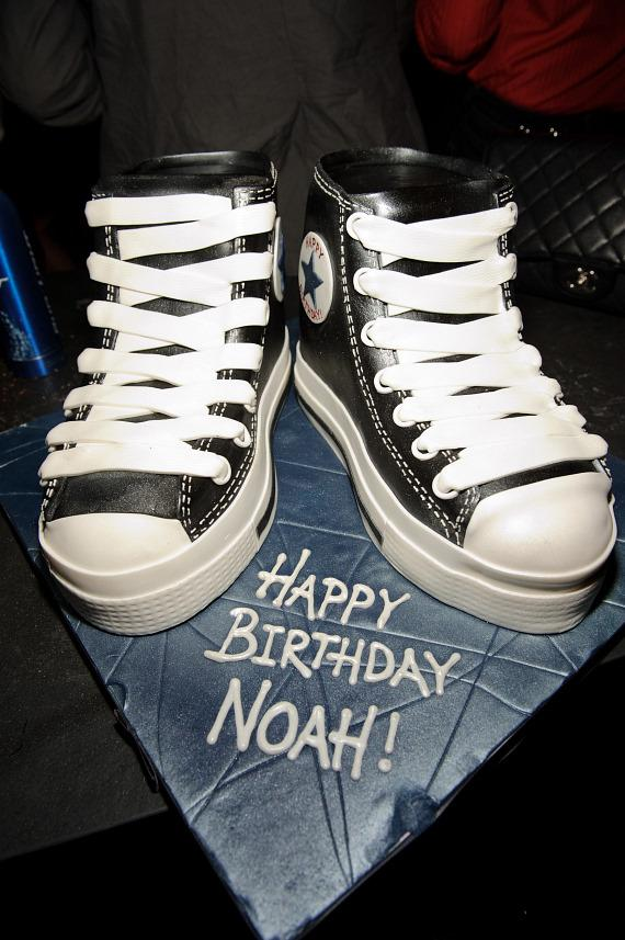 Noah Tepperberg's cake at LAVO